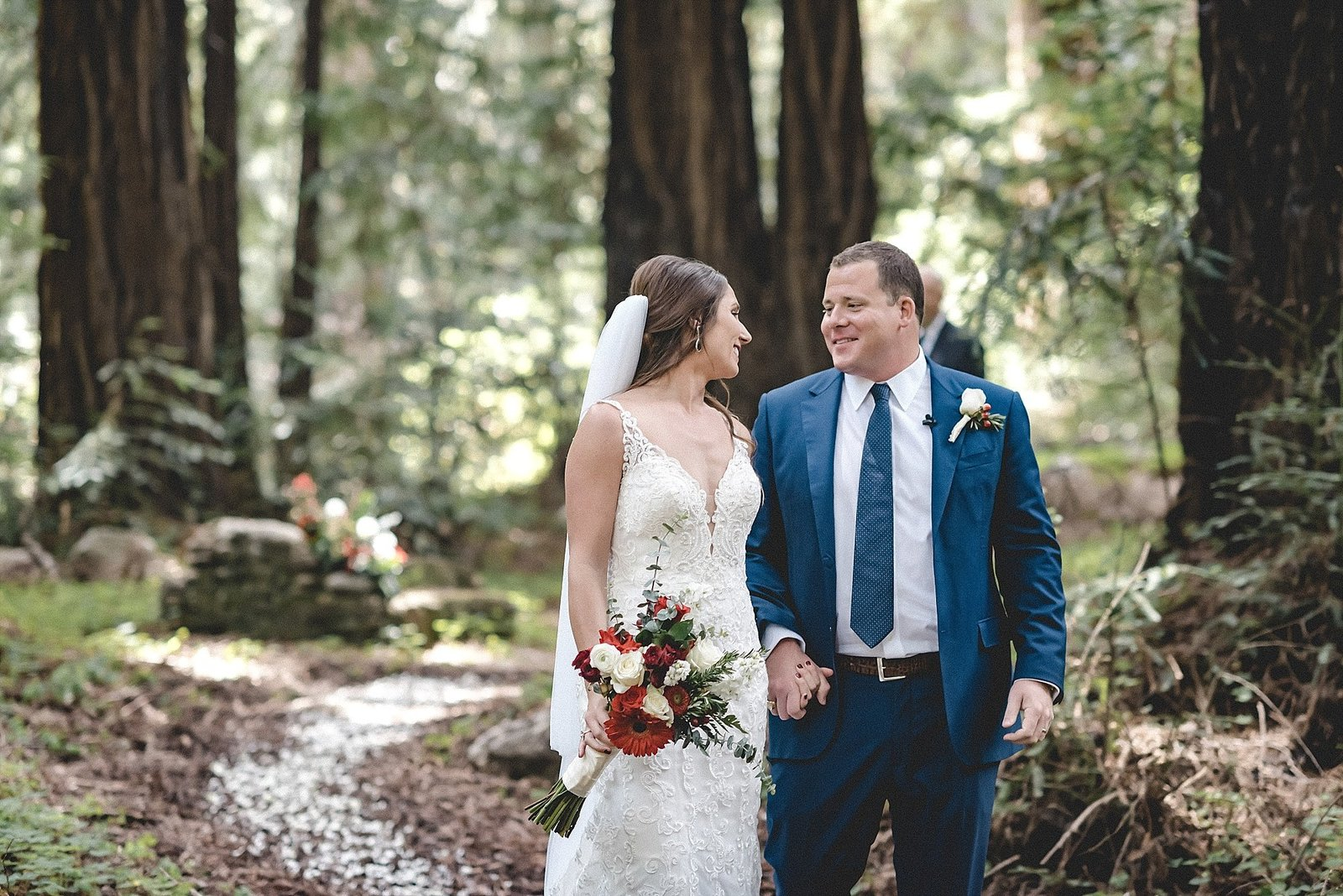 Glen Oaks Wedding Big Sur Elopement 066