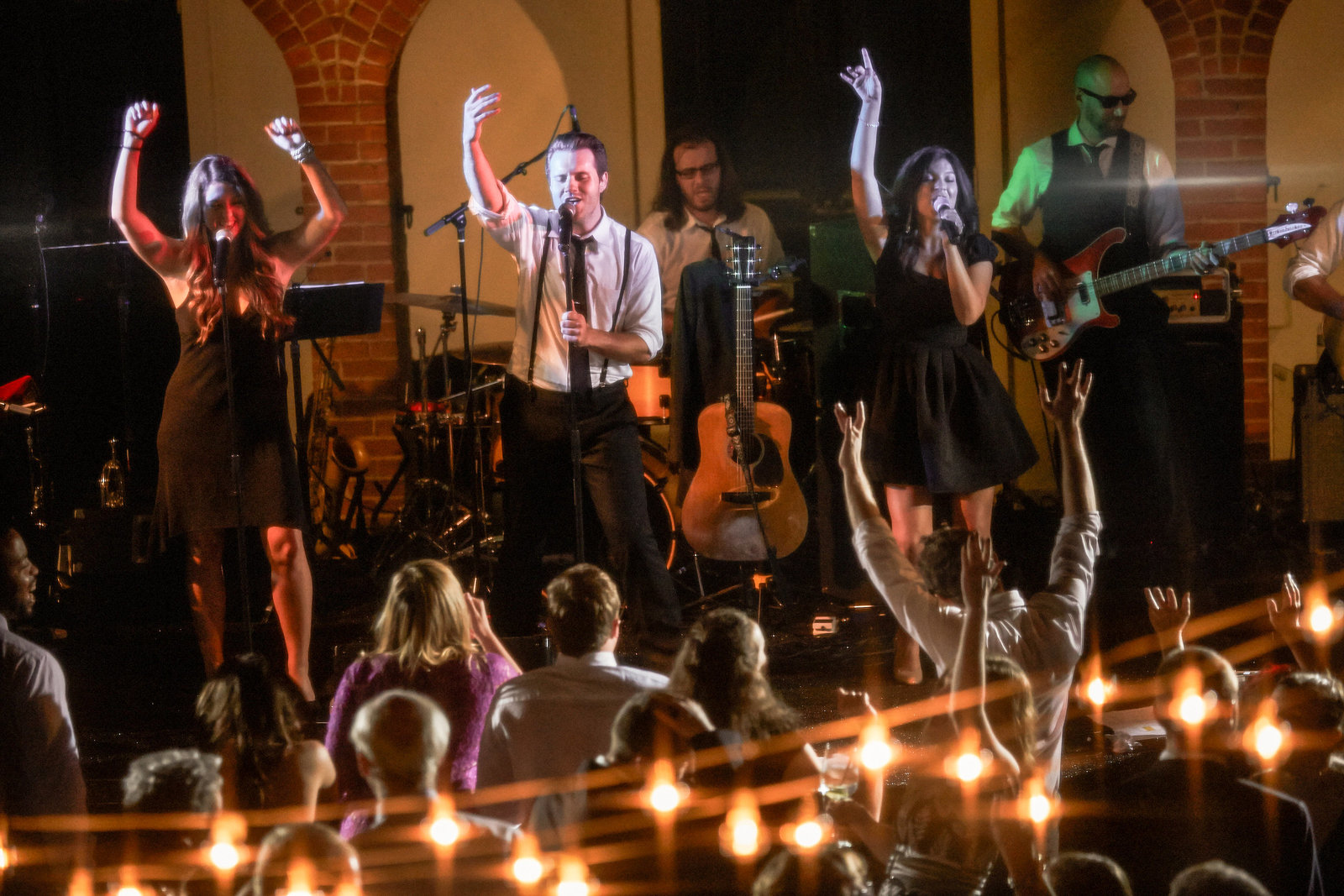 The-Downtown-Band-Cheekwood-Wedding-Reception