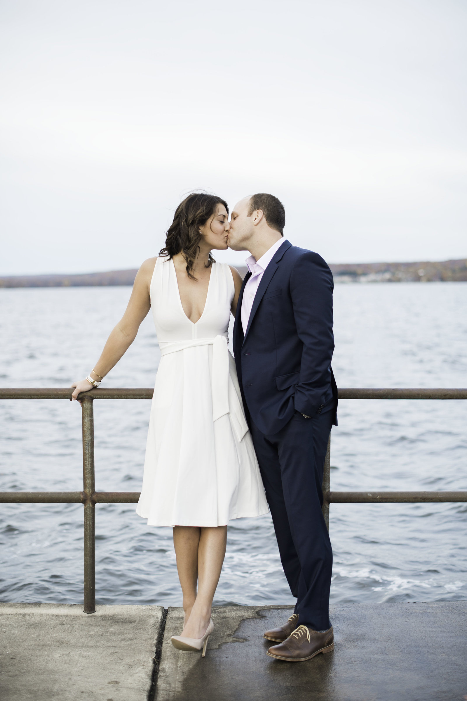 Chautauqua Institution Engagement Session by the Lake