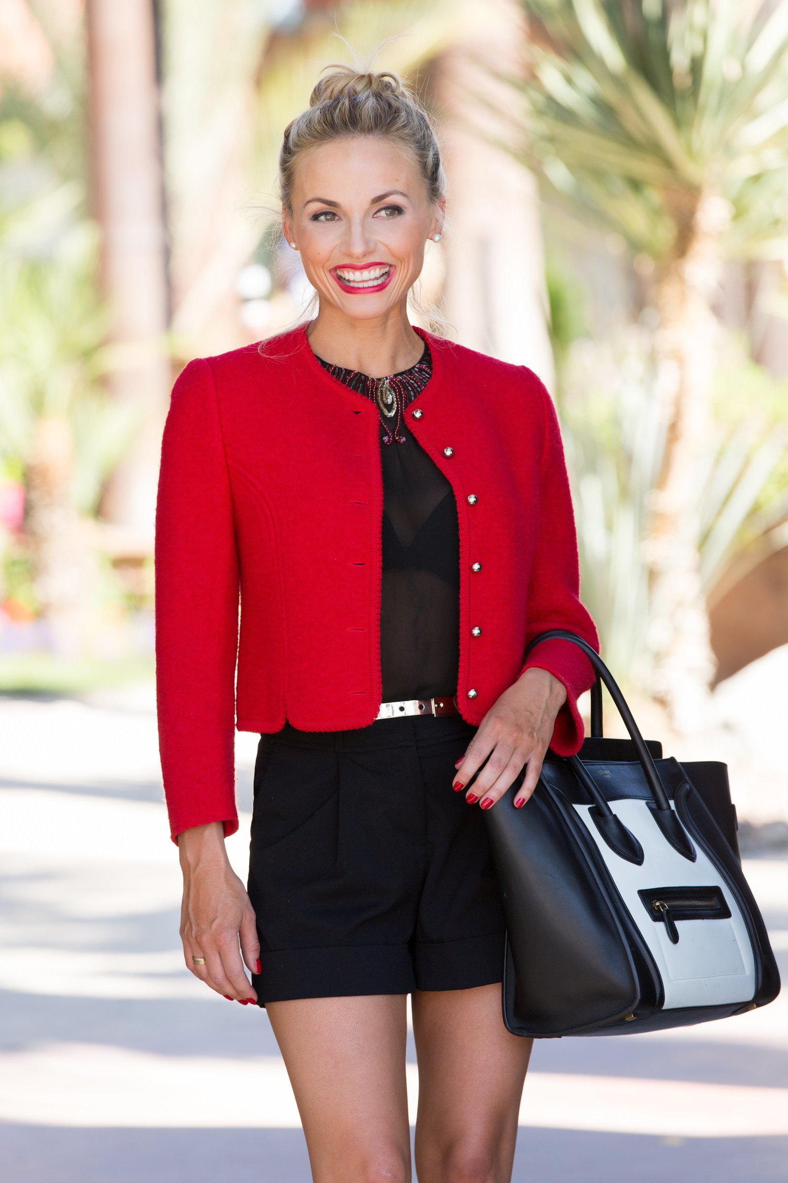 Lifestyle Fashion Blogger, Palm Springs Photographer Erica Mendenhall