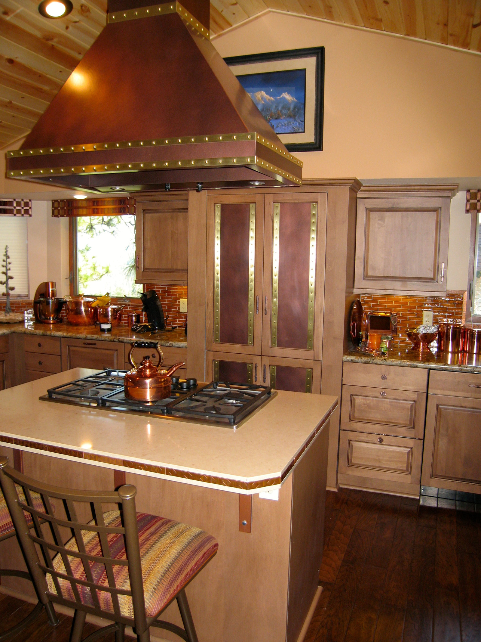 Arrowhead Vacation Home Kitchen
