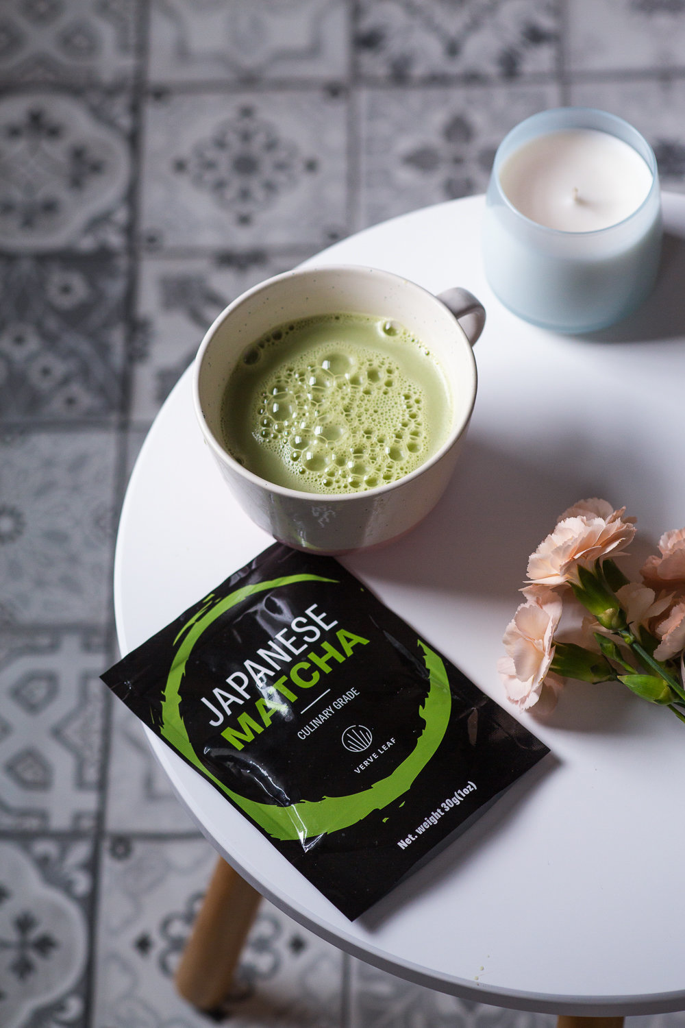 Verve Leaf Matcha - Product Photography - Frenchly Photography - 600