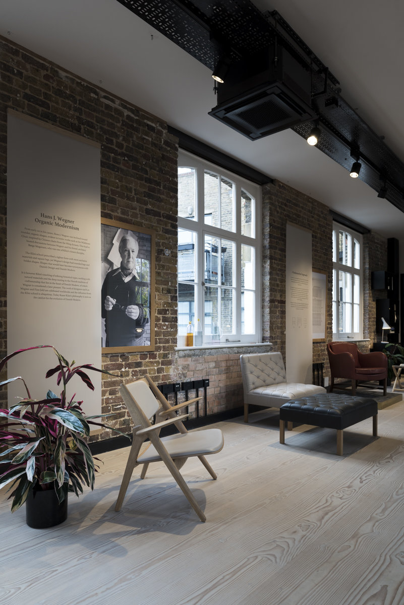 danish design london retail interior photographer