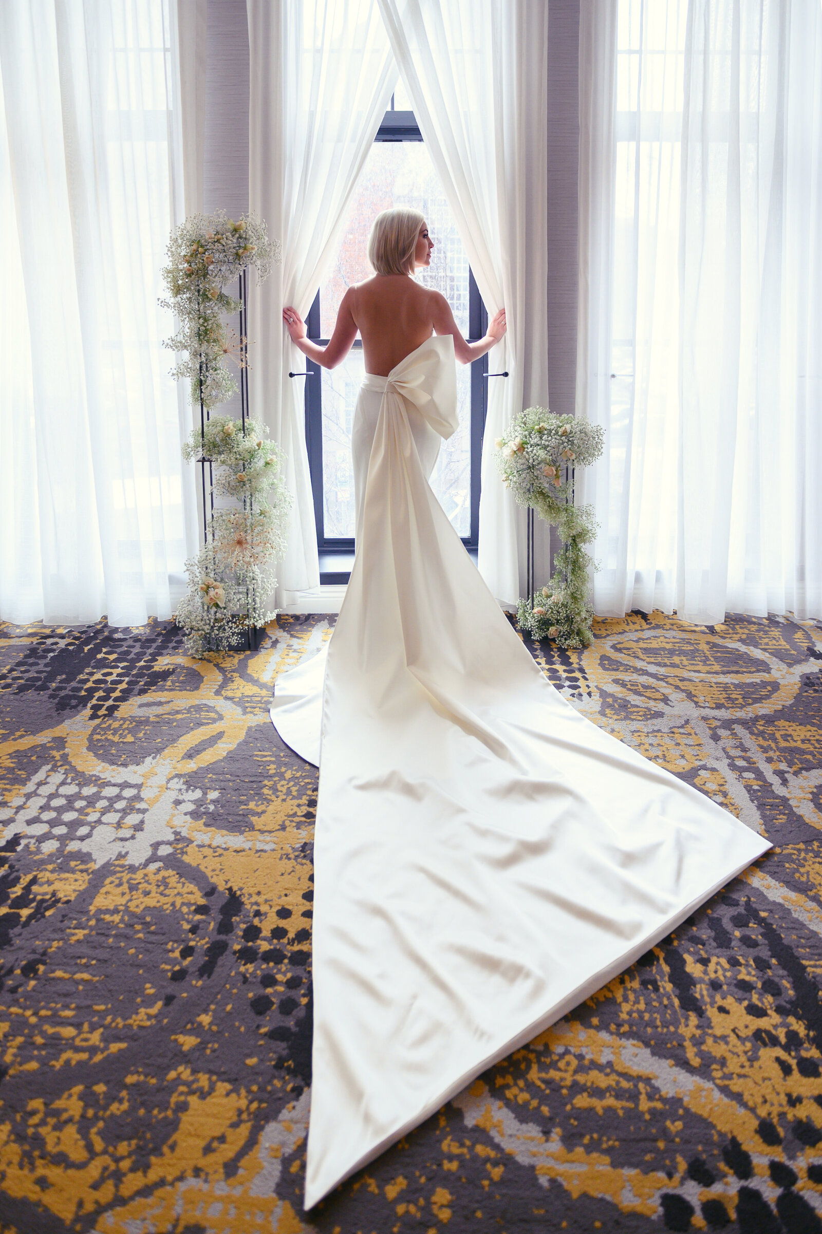 Goodwin Hotel_Same Sex Wedding_Bride_1