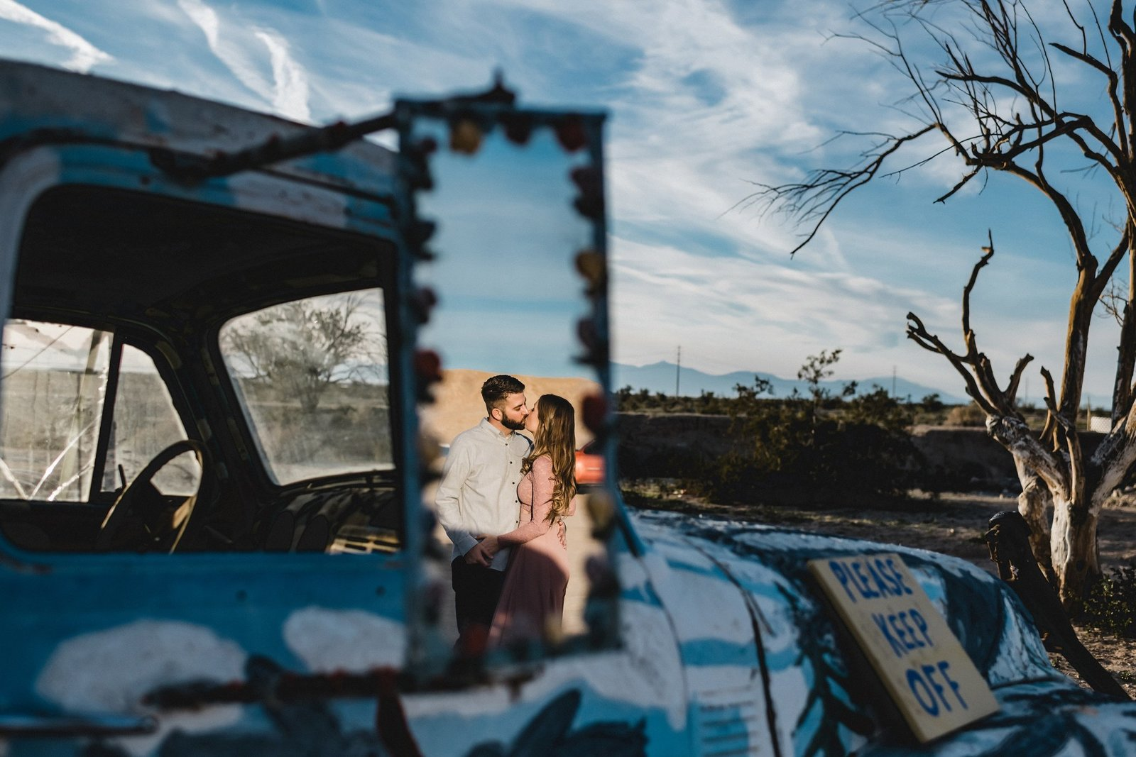 Salvation mountain Engagement 028