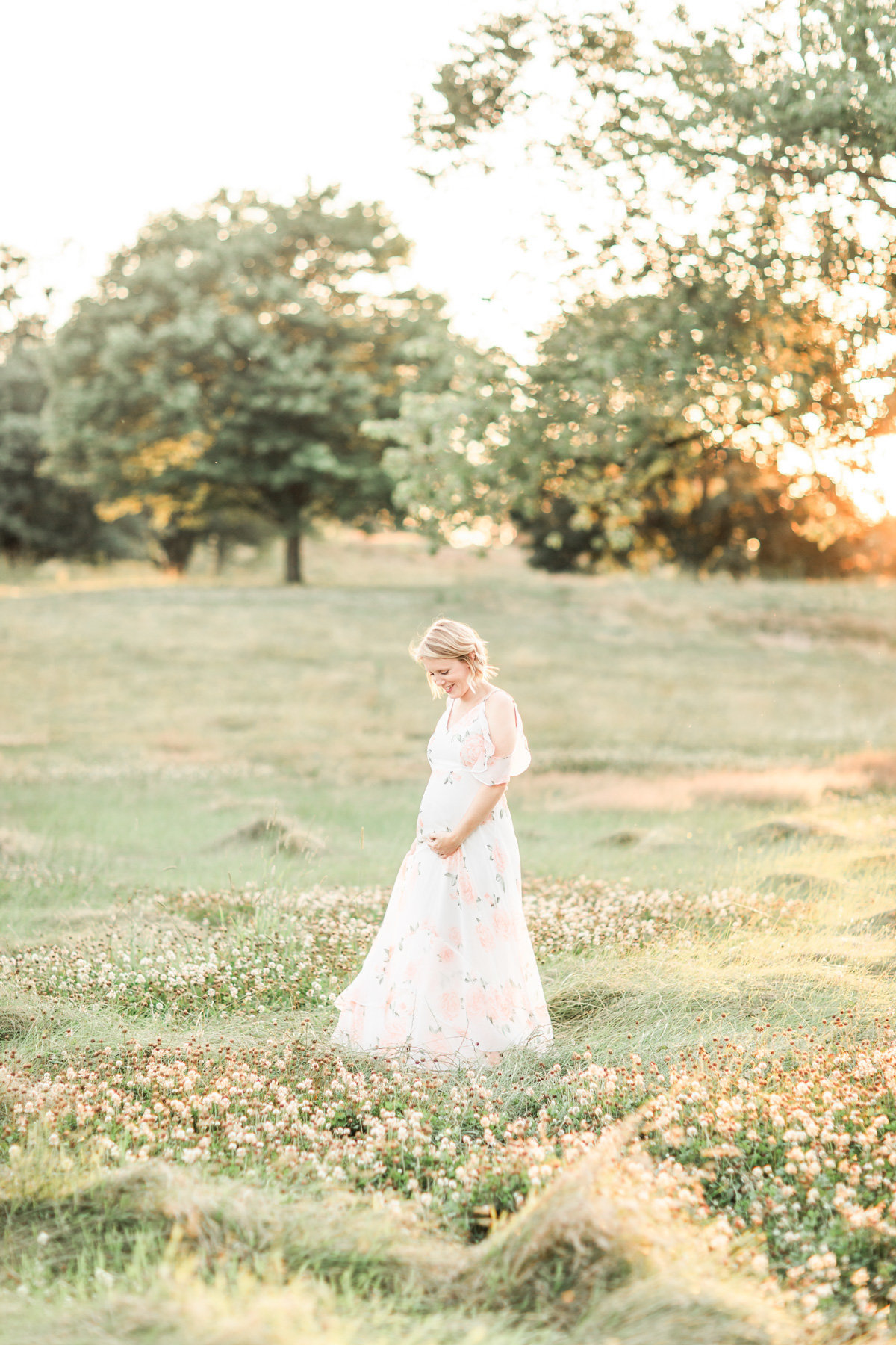 Maternity and Newborn Photography in Akron Ohio
