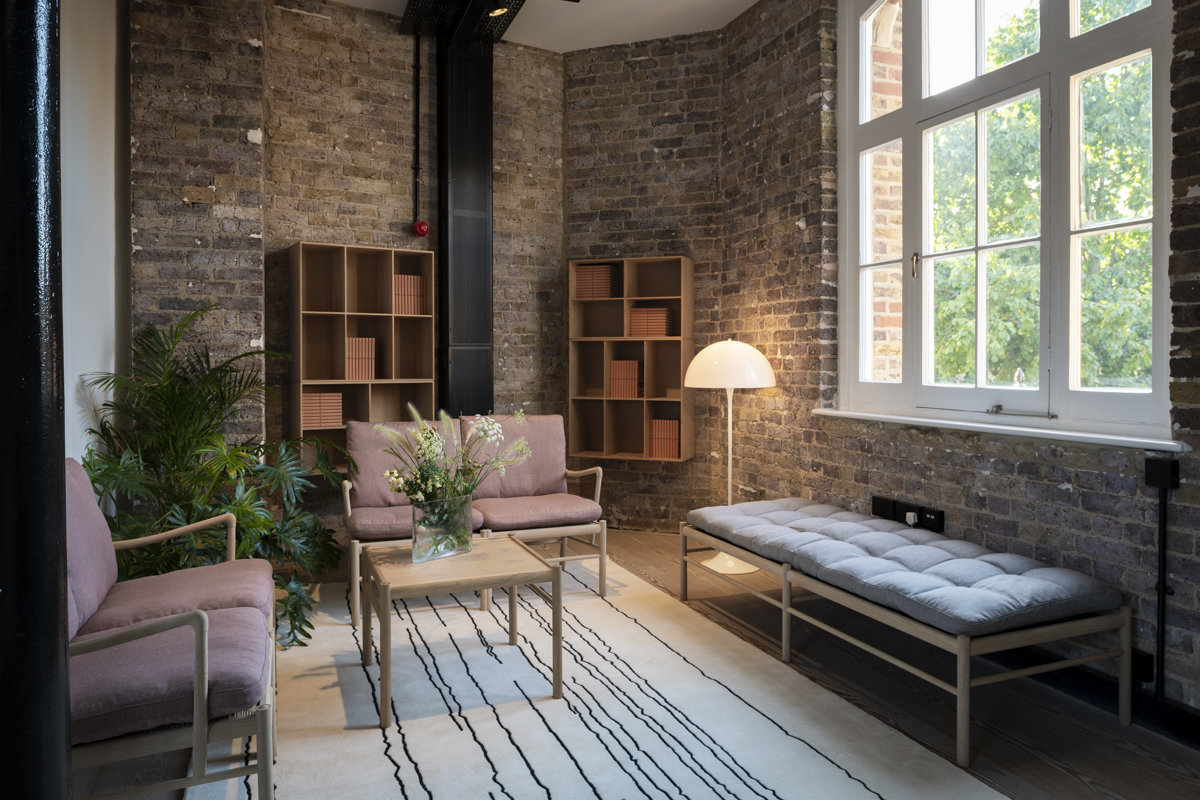Carl Hansen and Son london showroom