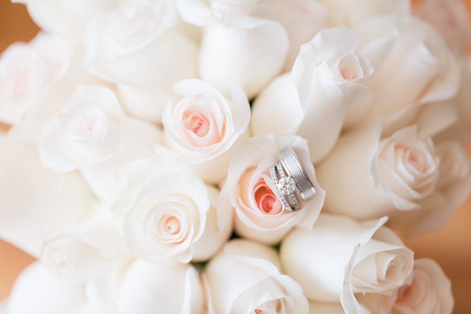 Classic Rose Bridal Bouquet-wedding in Conway SC