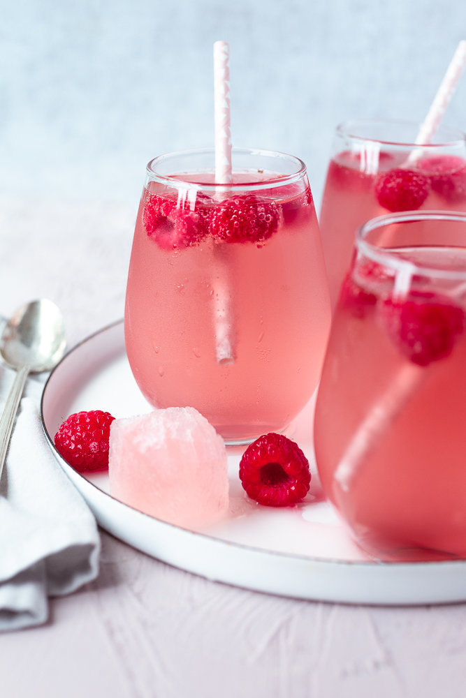 Raspberry Spritzer - Drinks Photography - Frenchly Photography-1750