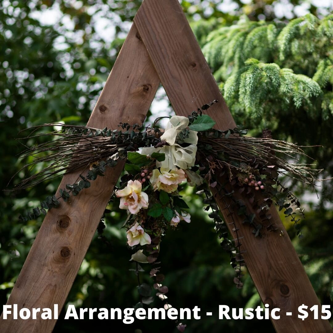 Rustic Arrangement