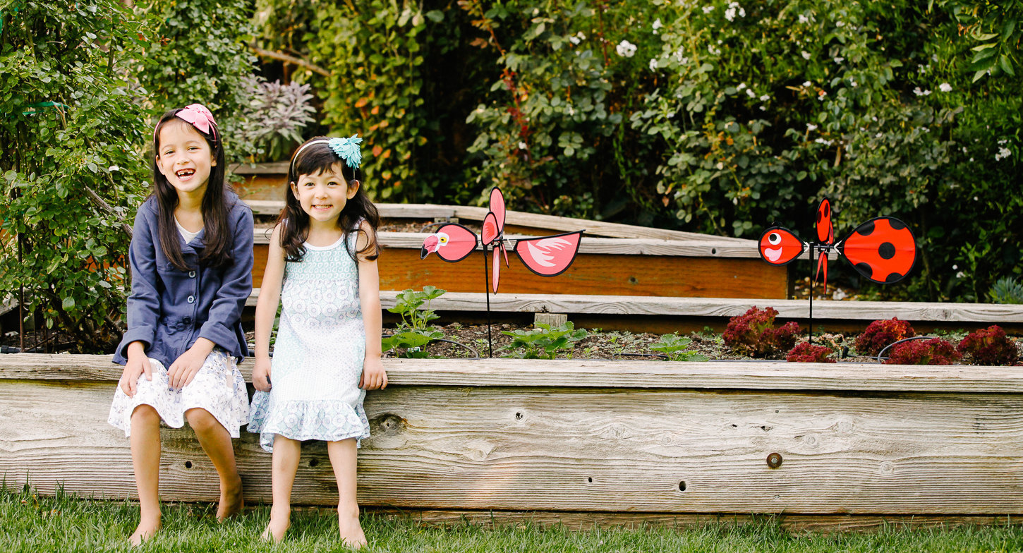 Outdoor family photography in San Francisco