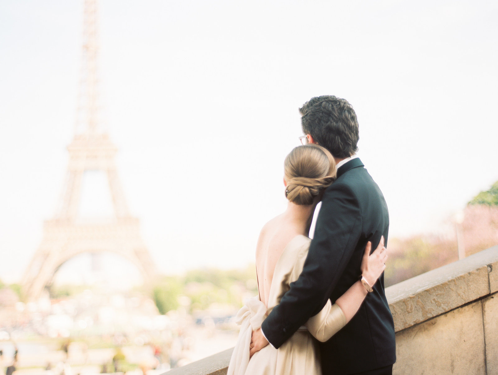 A styled shoot in Paris France