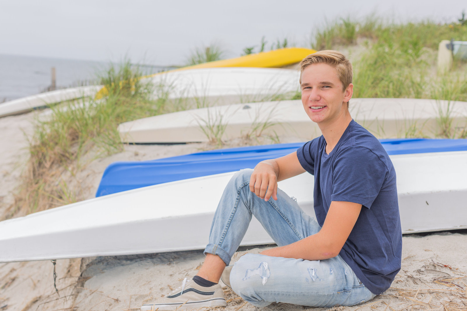 Harwichport_Ayers Beach_Cape Cod Senior Portraits_Michelle Kaye Photography-8364