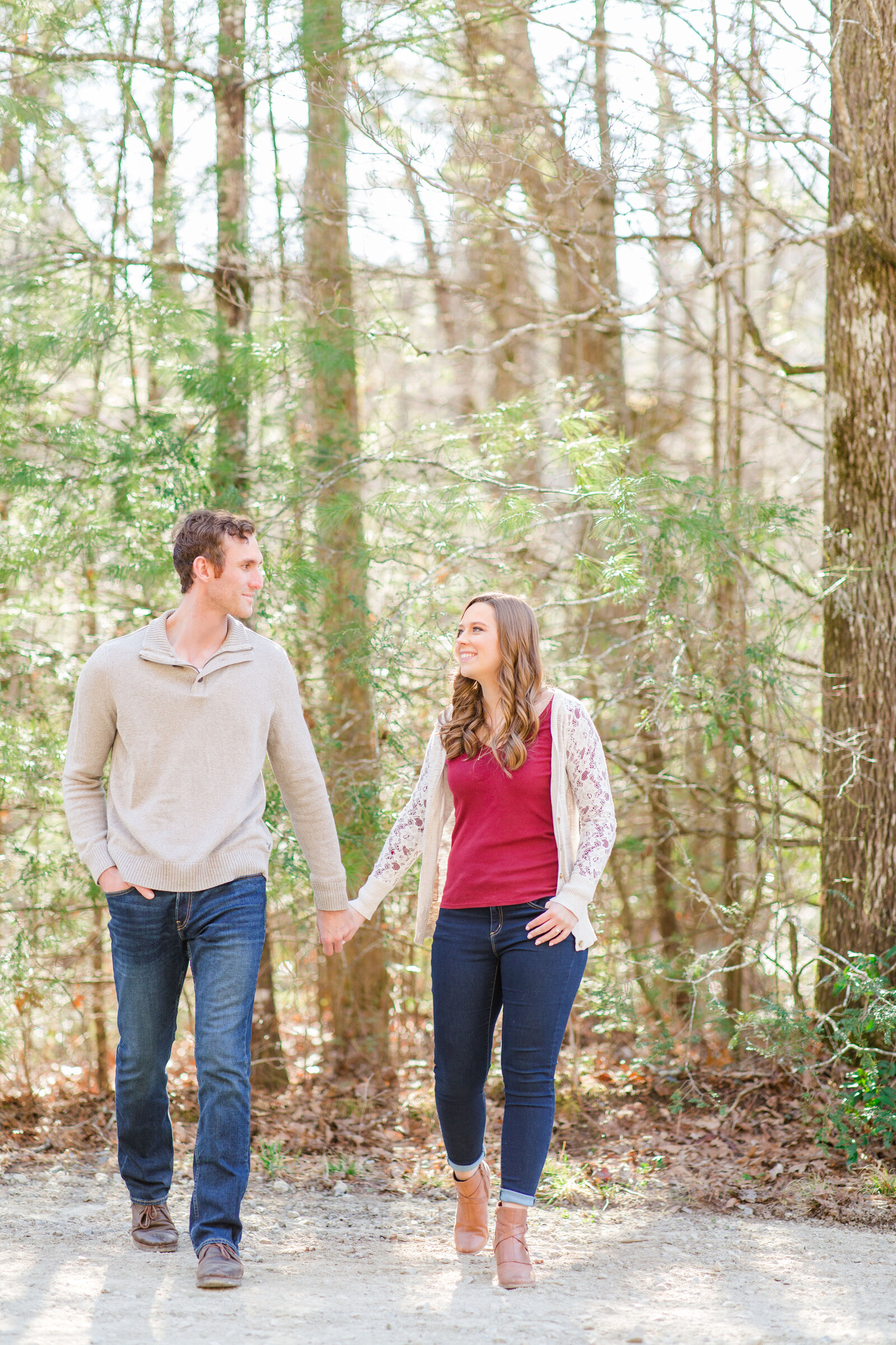 dupont-state-forest-engagement-jessie-and-cameron43