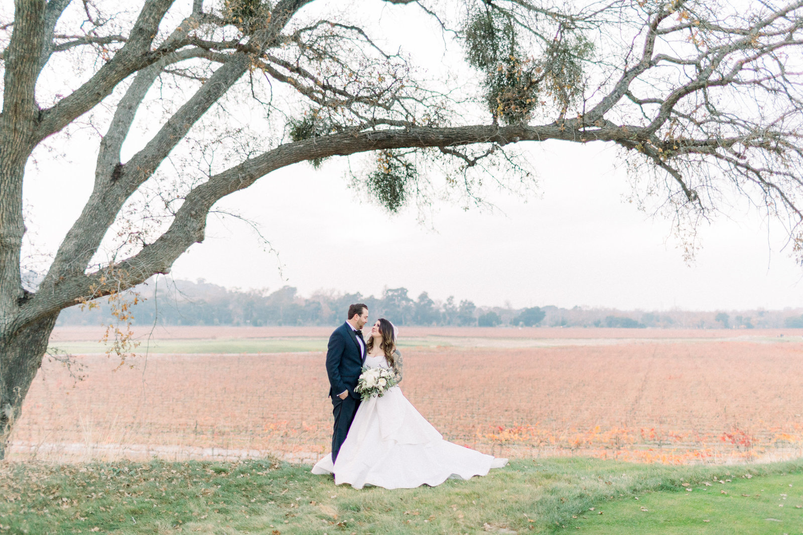 Catherine Leanne Photography Wente Vineyards Wedding