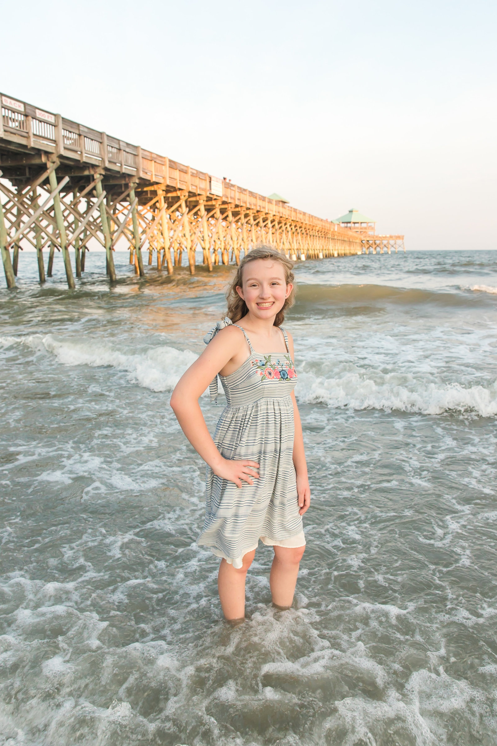 Janice Jones Photography South Carolina Beach Session 17