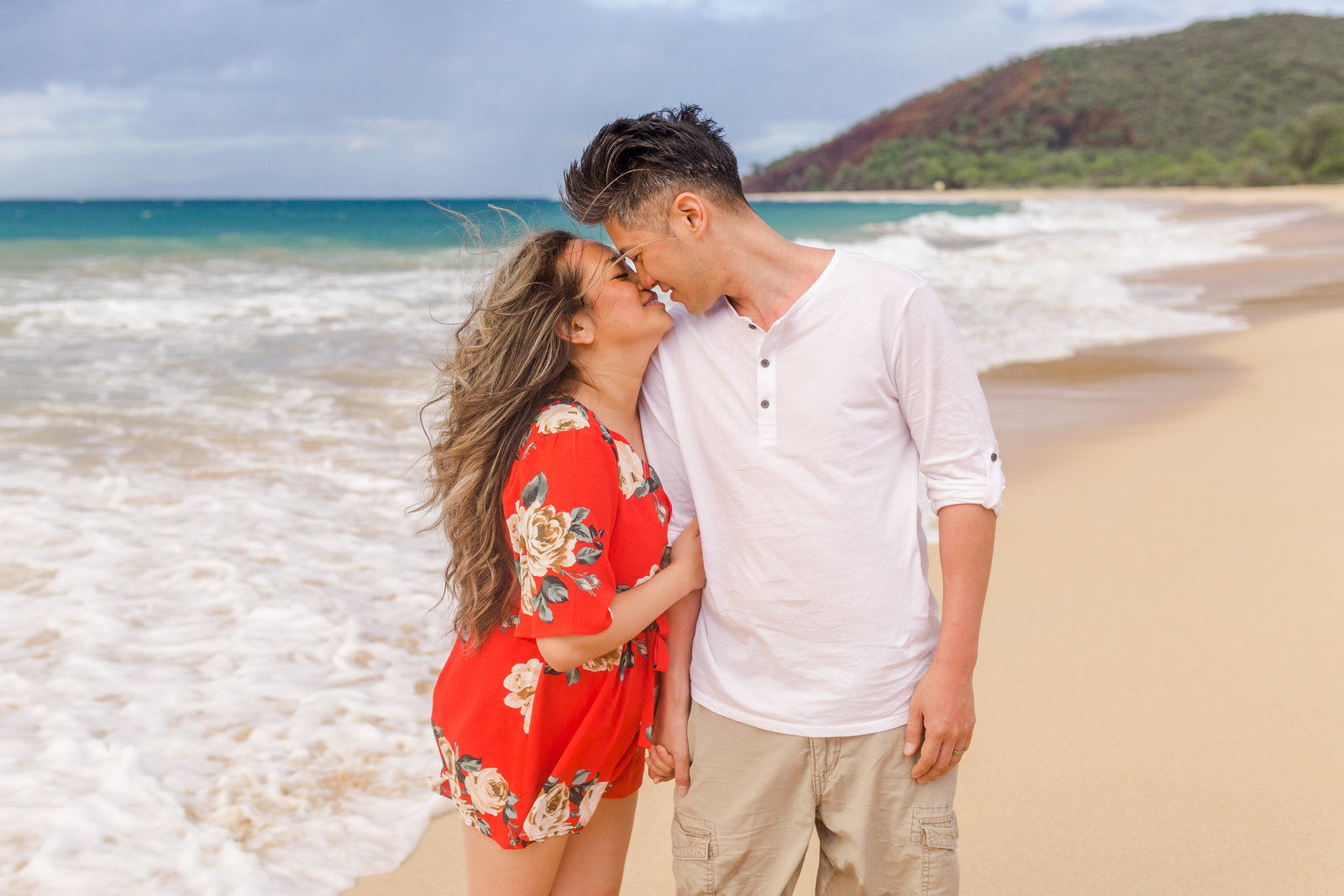 Maui Couple's Anniversary Photography-173