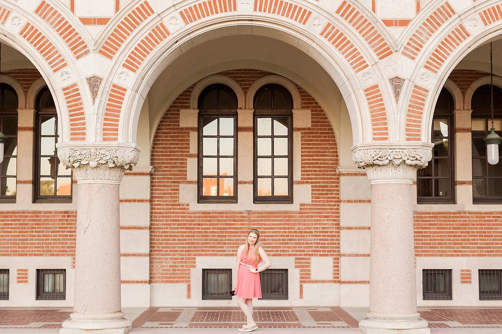 Houston wedding photographer, Alicia Yarrish, at Rice University