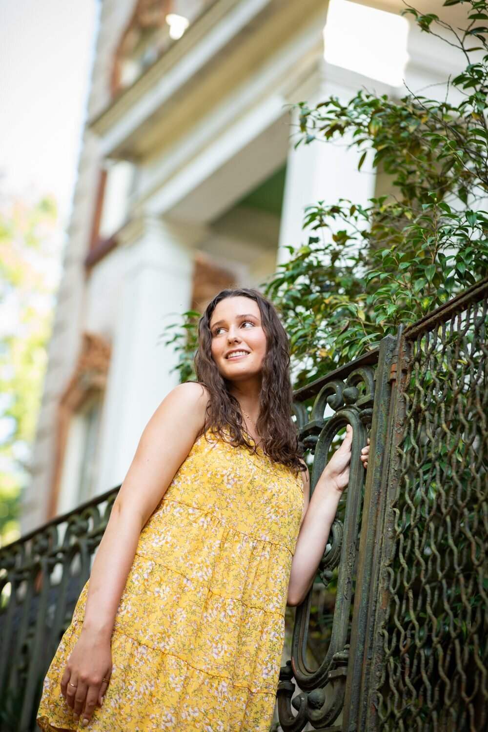 savannah senior photographer