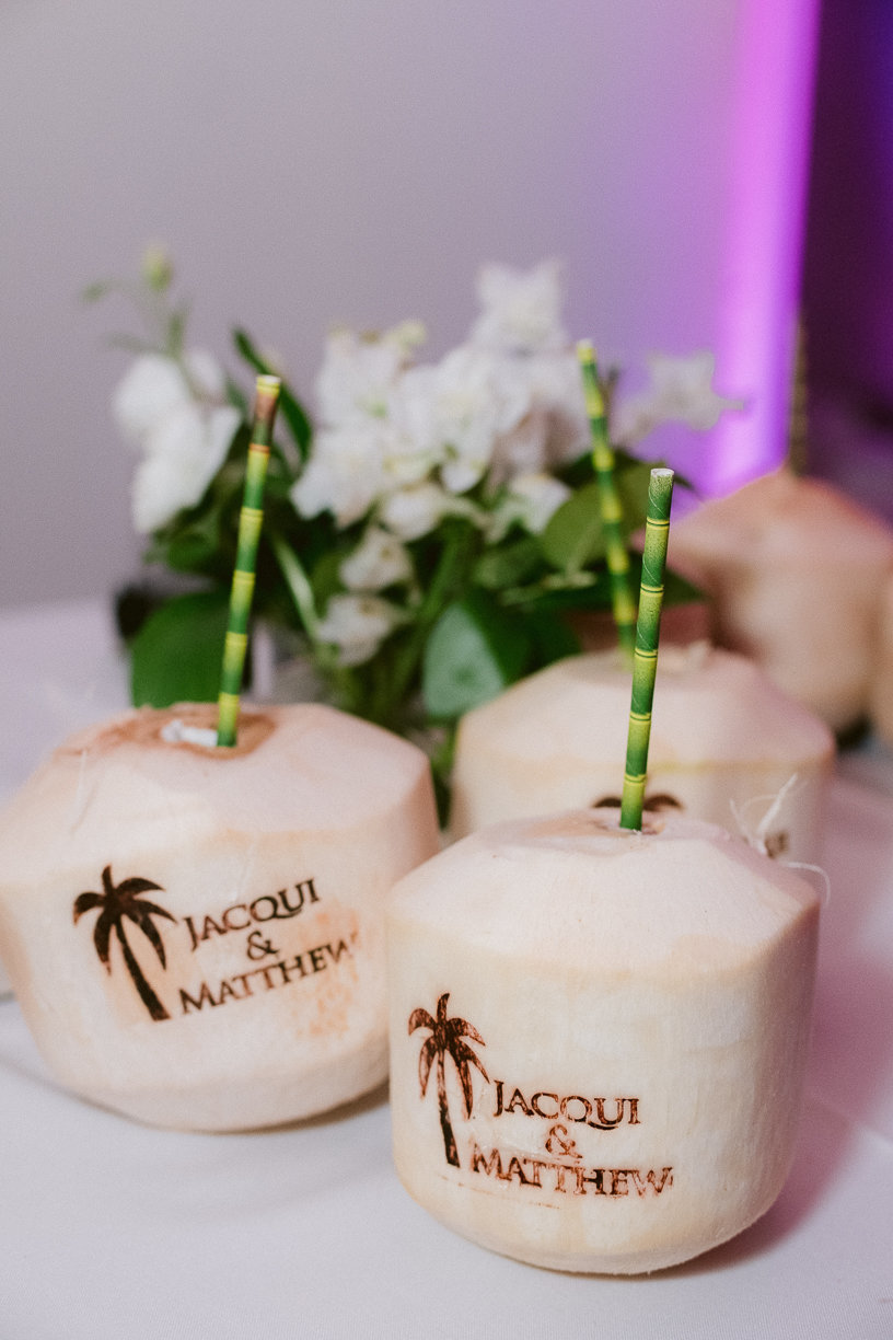 miami coconut drinks