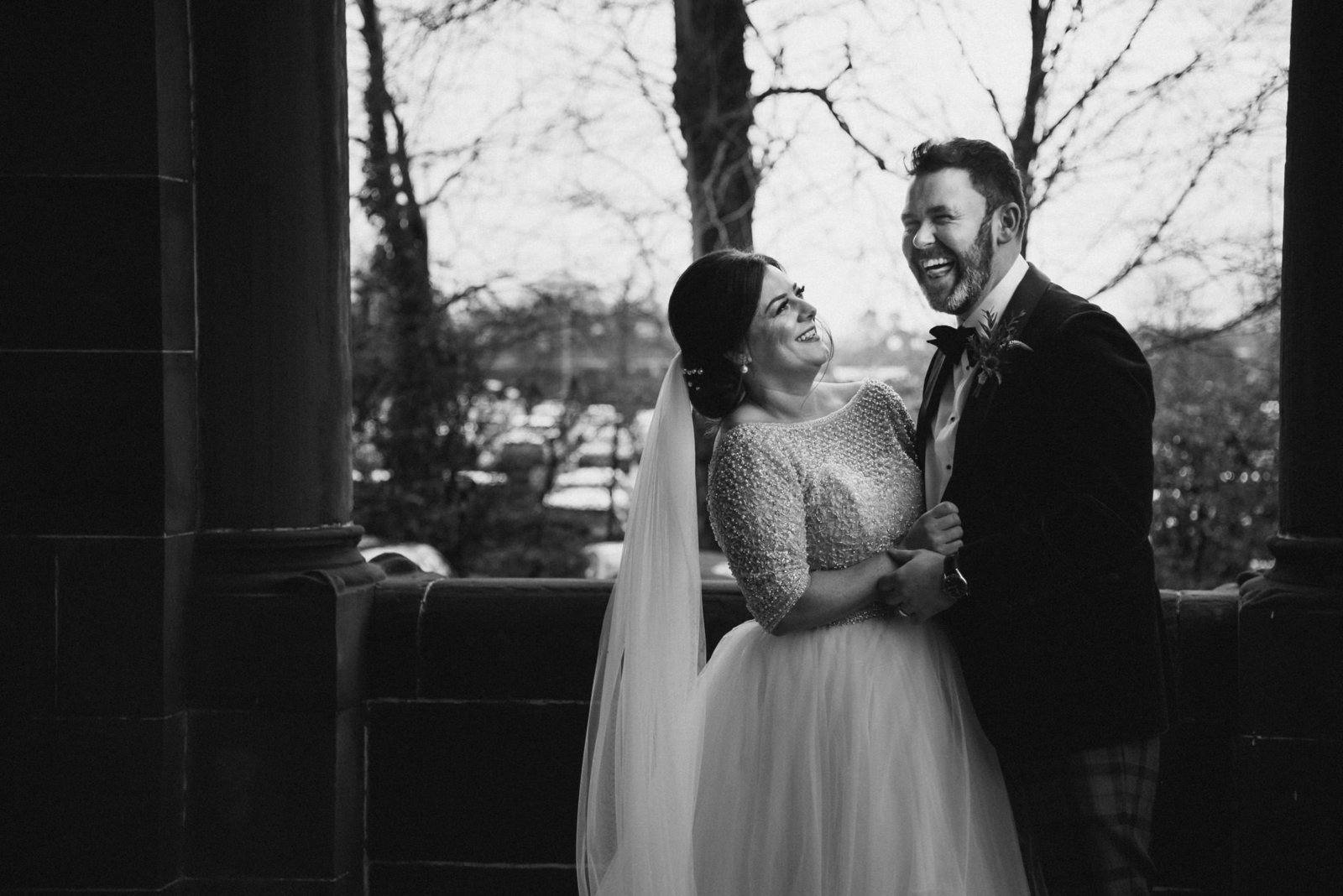 Glasgow wedding photographer vintage-23