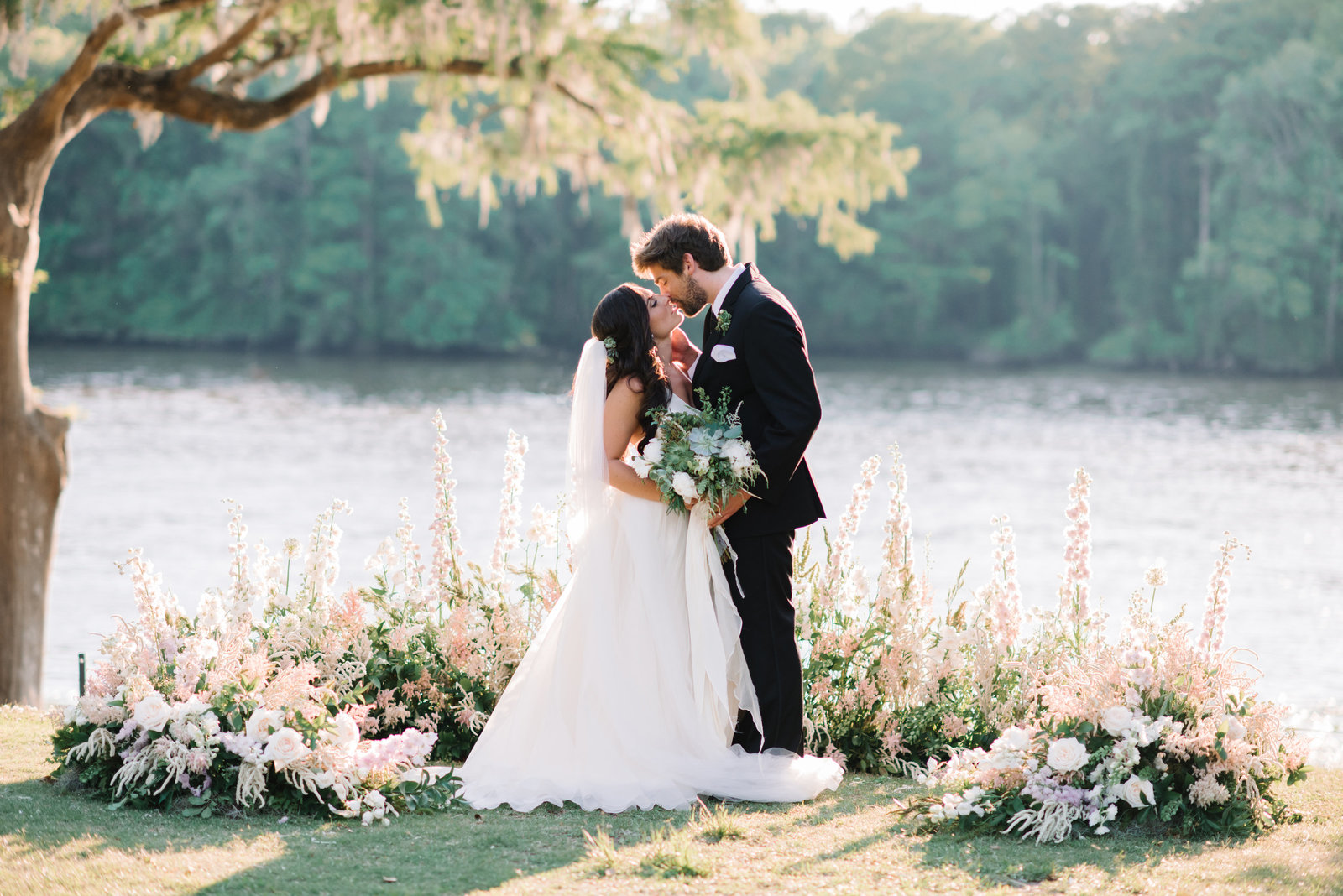 Charleston Wedding Photographers Film Inspired