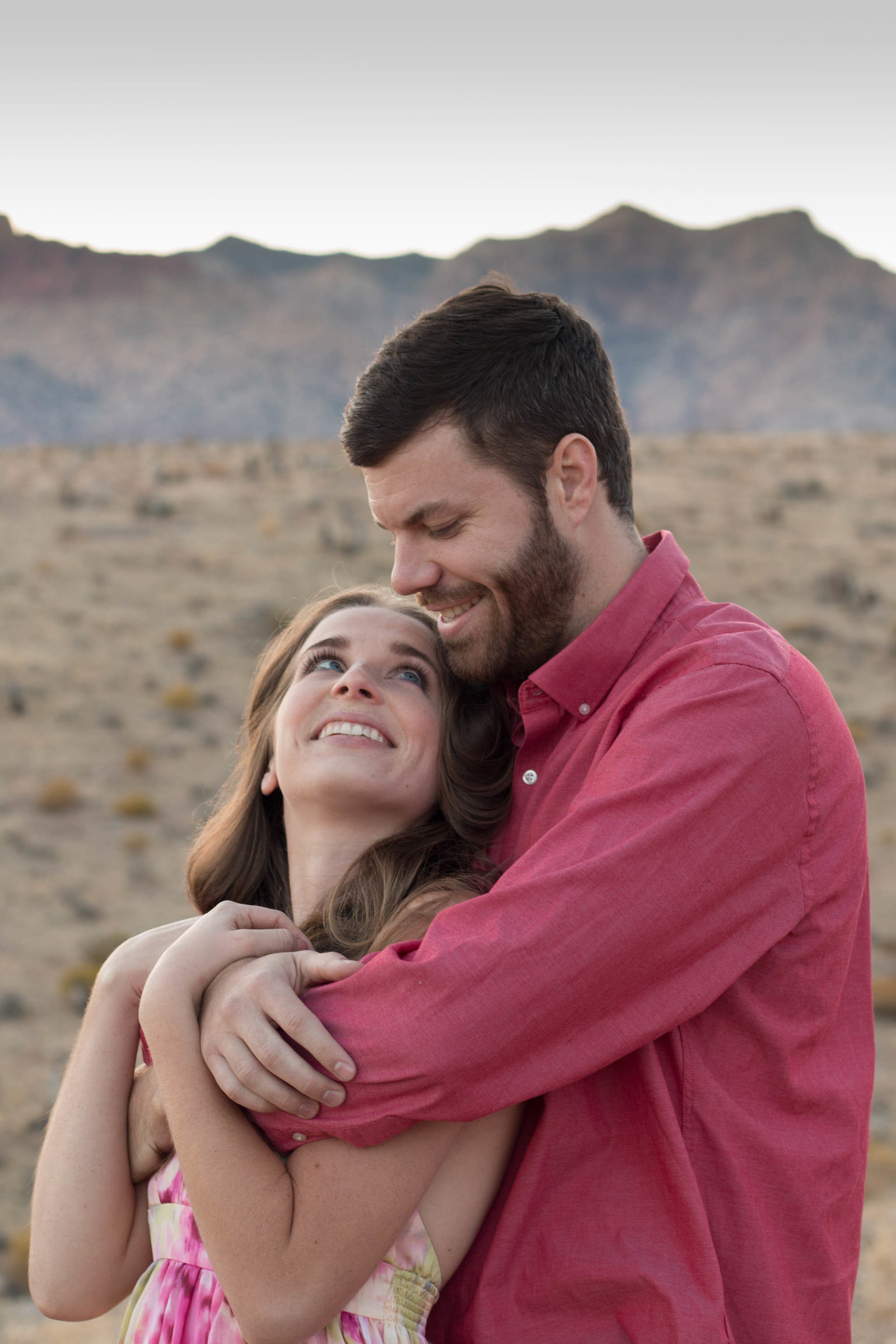 las vegas engagement - kelly h photo