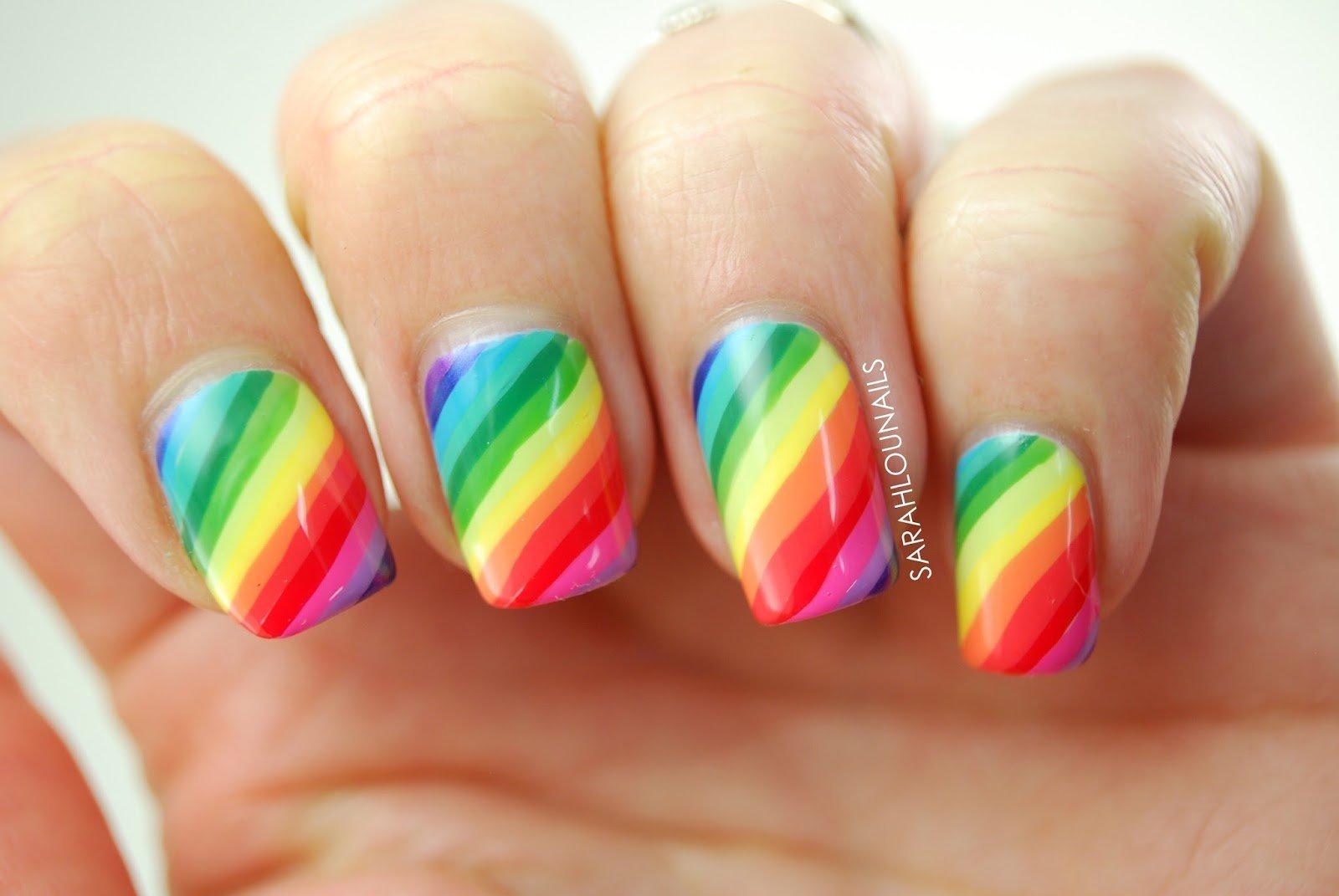 Nail Art | Sarah Lou Nails | Sarah Surette Photography