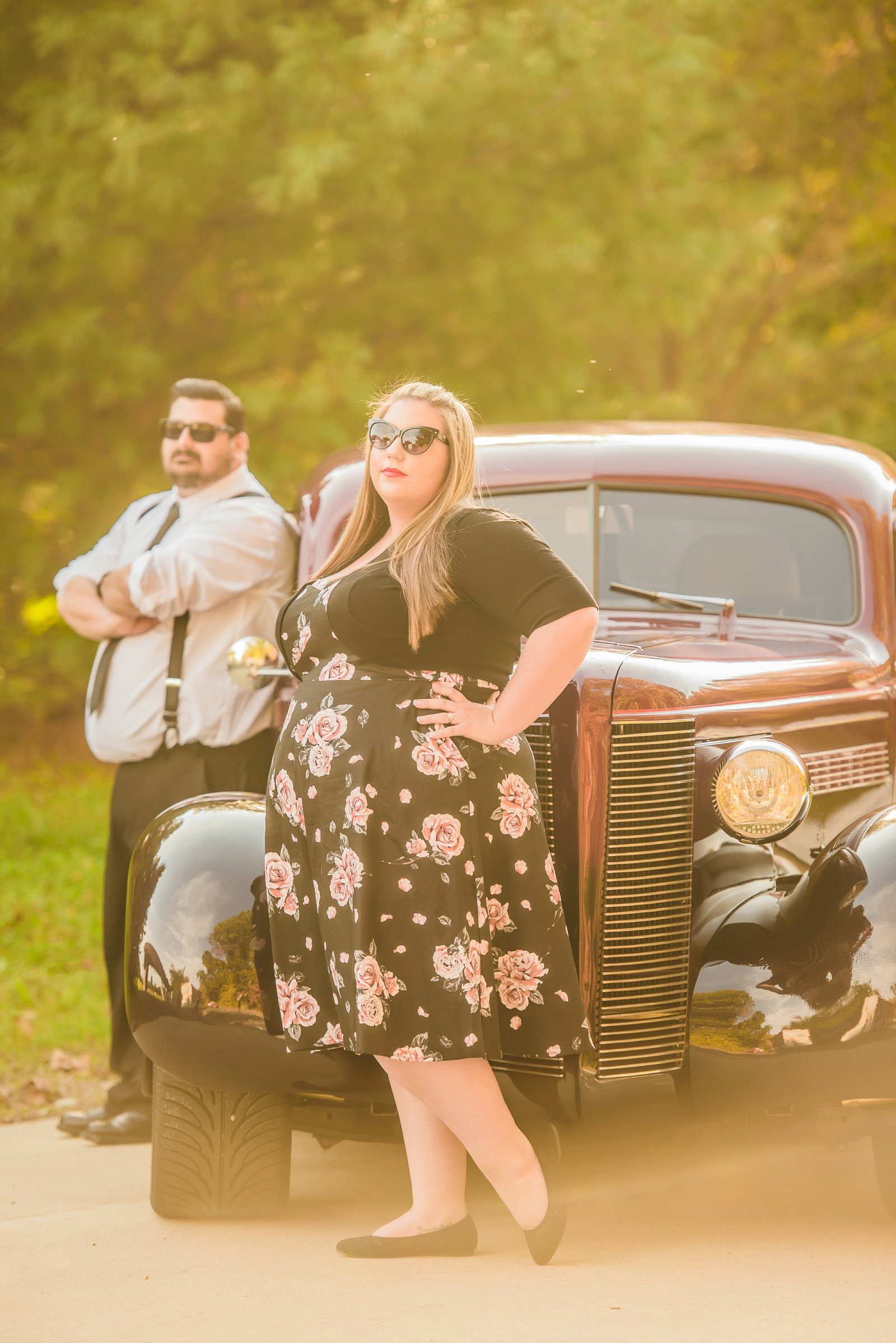 Retro_Pinup_Car_engagement_session_Nj012