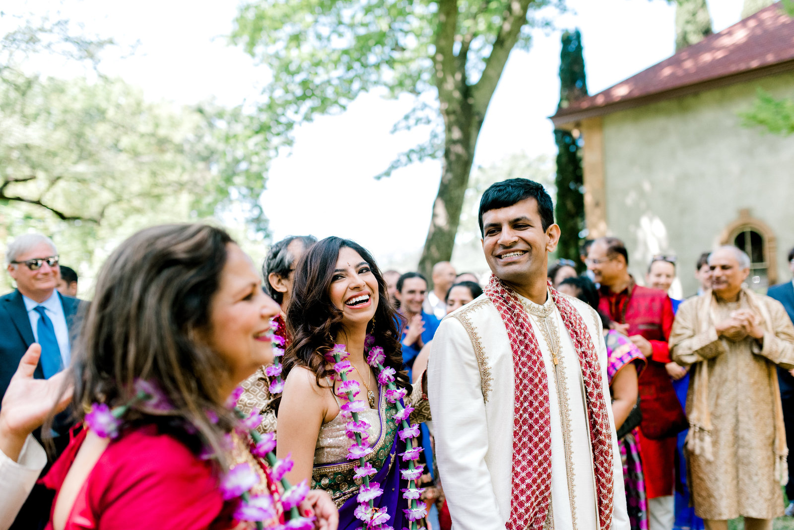 Indian wedding at Charles Krug Winery in Saint Helena, California