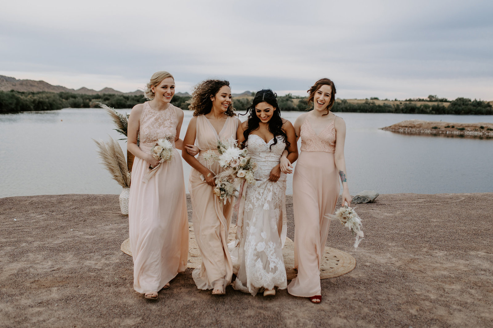 Hidden Lake Buckeye Wedding Photographer