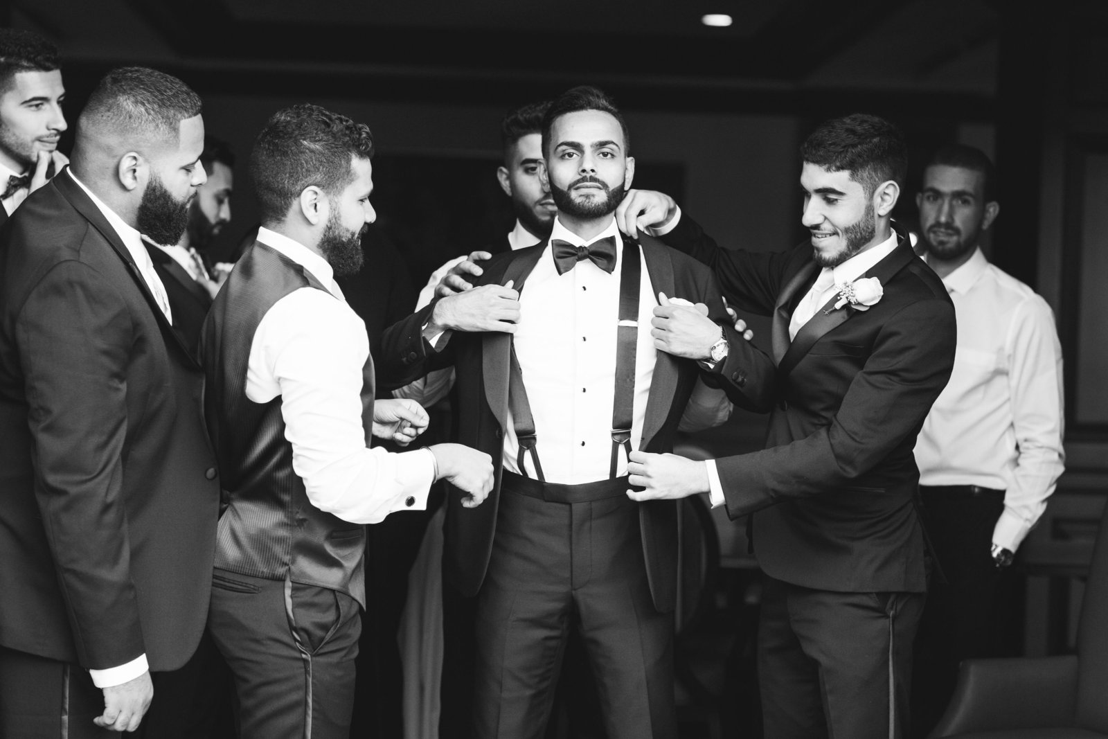 Noor & Ahmad Vinoy Renaissance Wedding in St. Petersburg by Ledia Tashi Photography