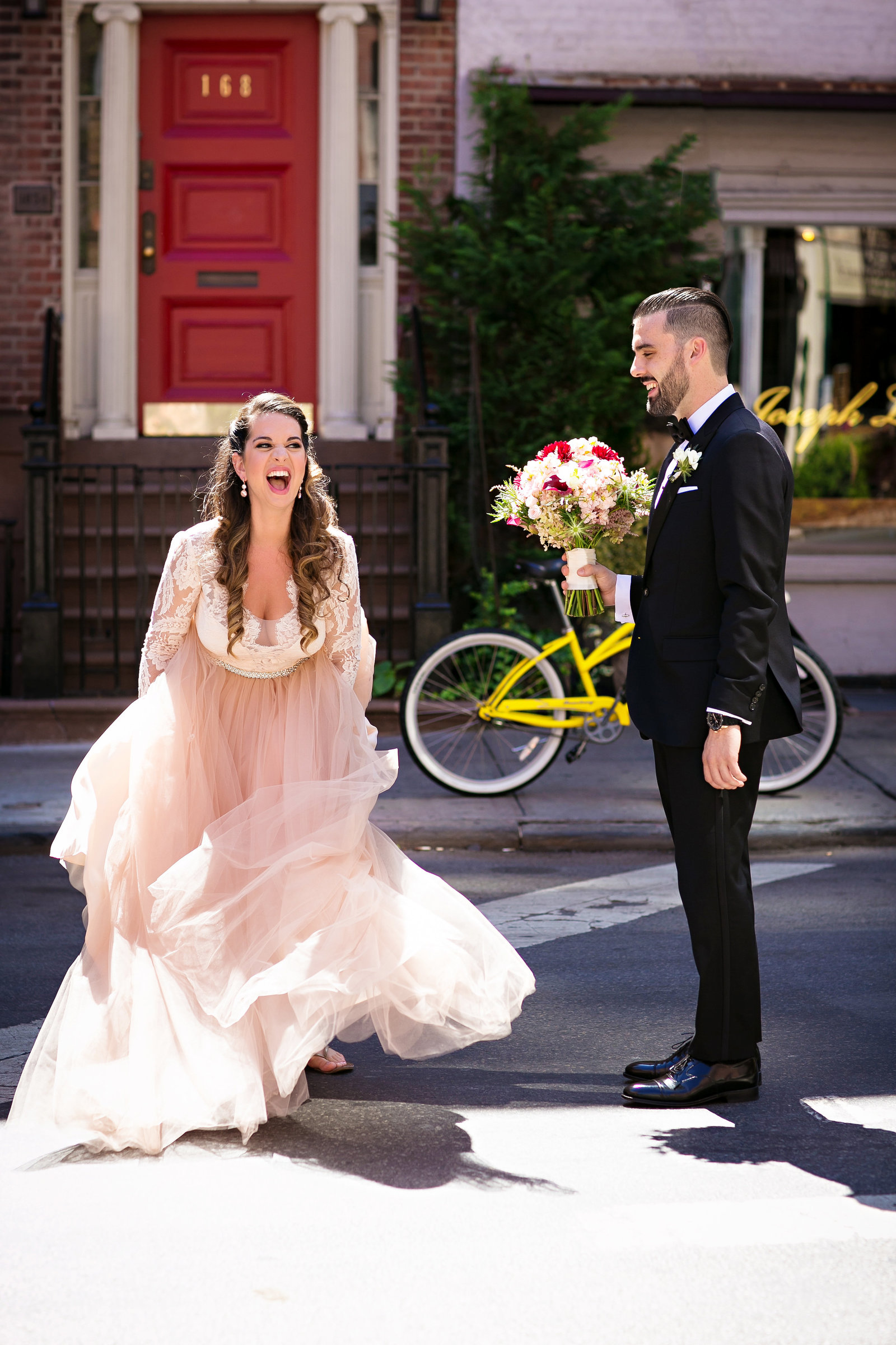 SoHo Wedding pictures
