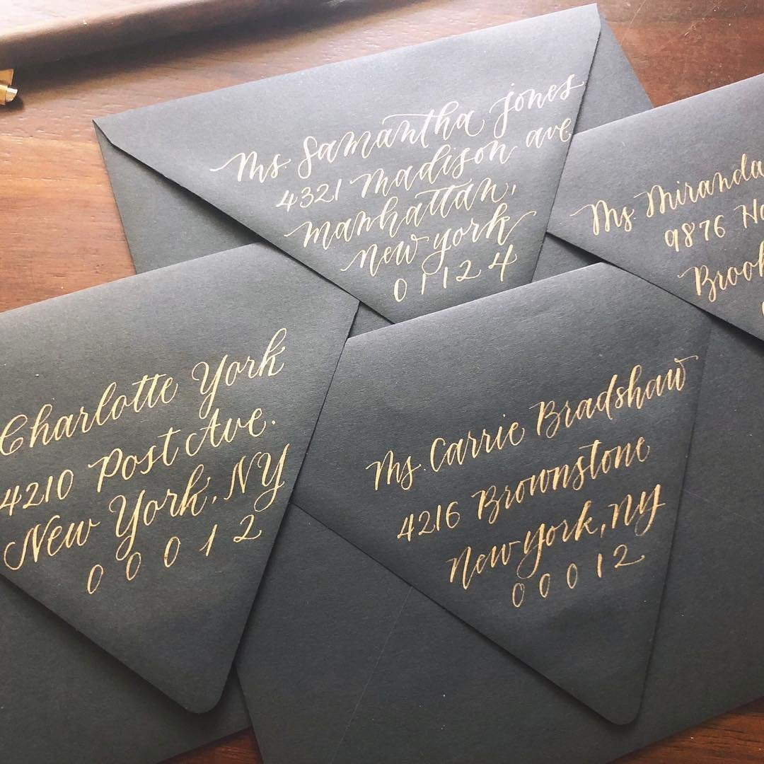 jomygoodness-envelope-addressing-gold-on-black