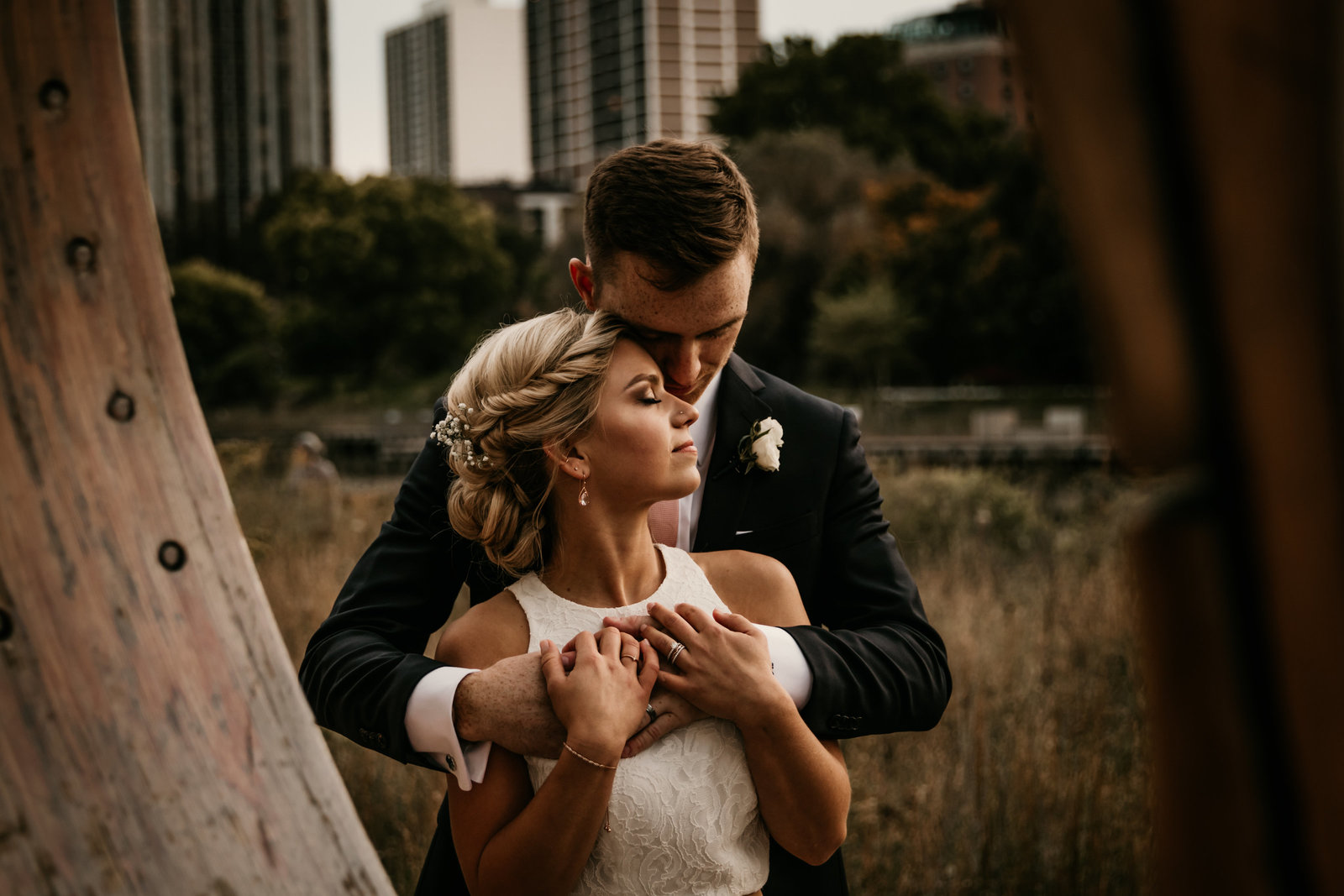 Lincoln Park Chicago Wedding