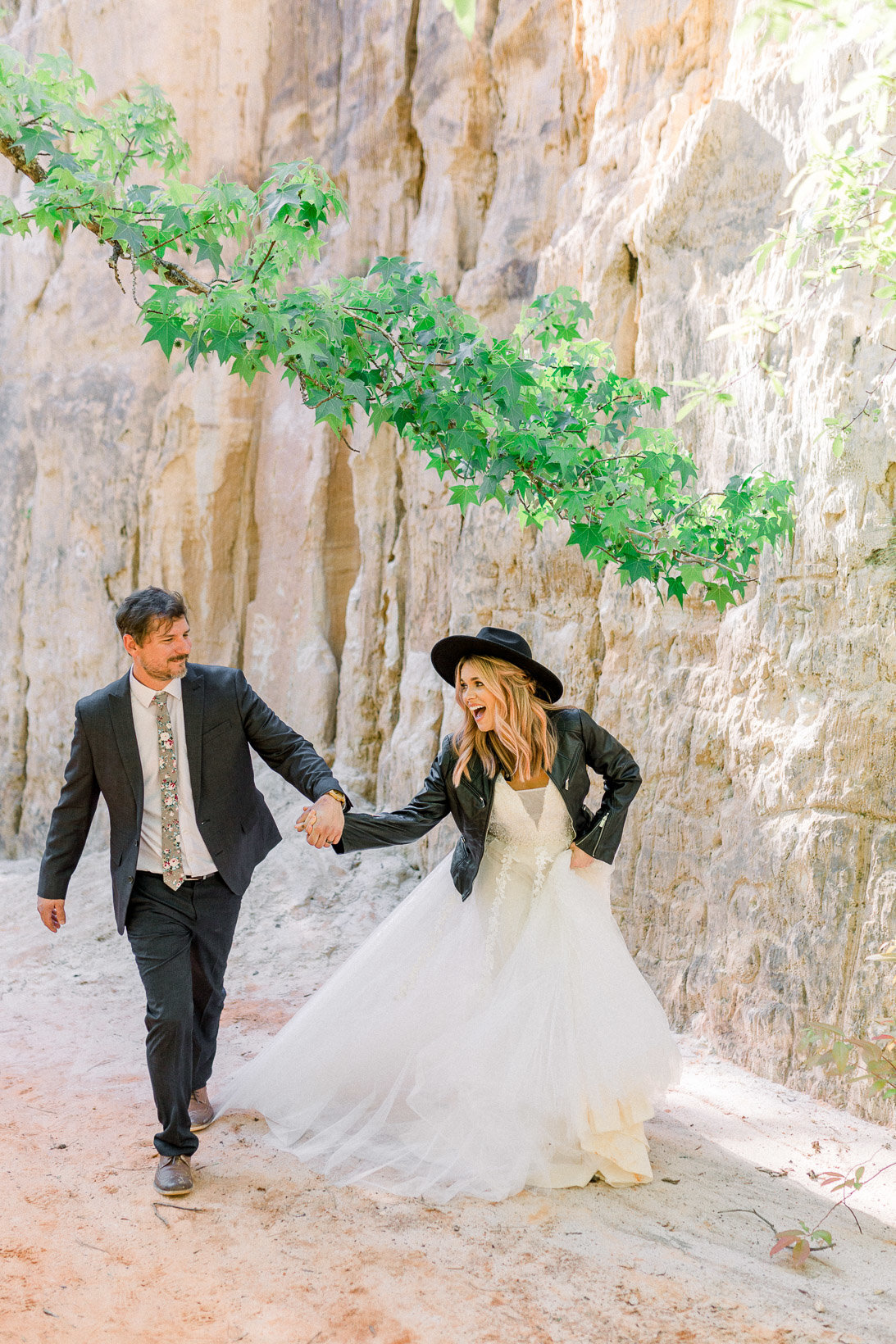 providence-canyon-wedding-elopement-adventure-hiking-georgia-arizona-15