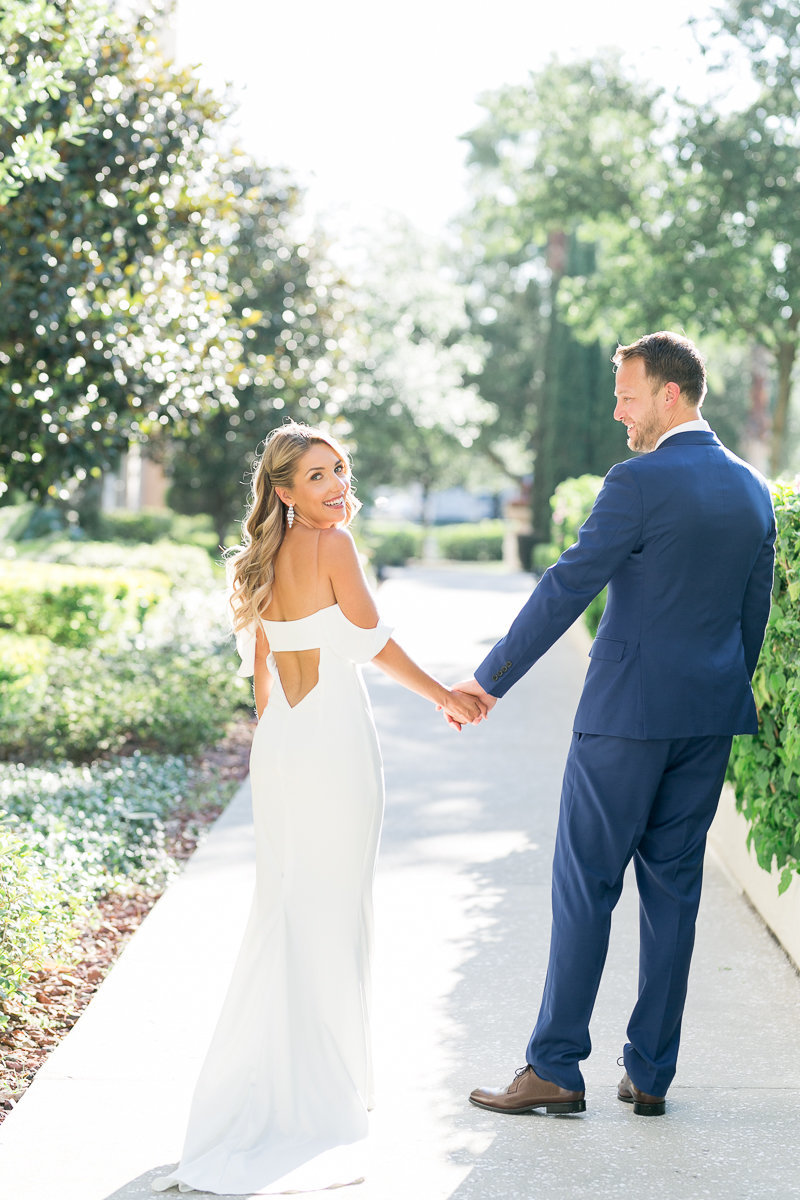 Alfond Inn intimate summer wedding  | Orlando photographer | Orlando Wedding photographer_-18