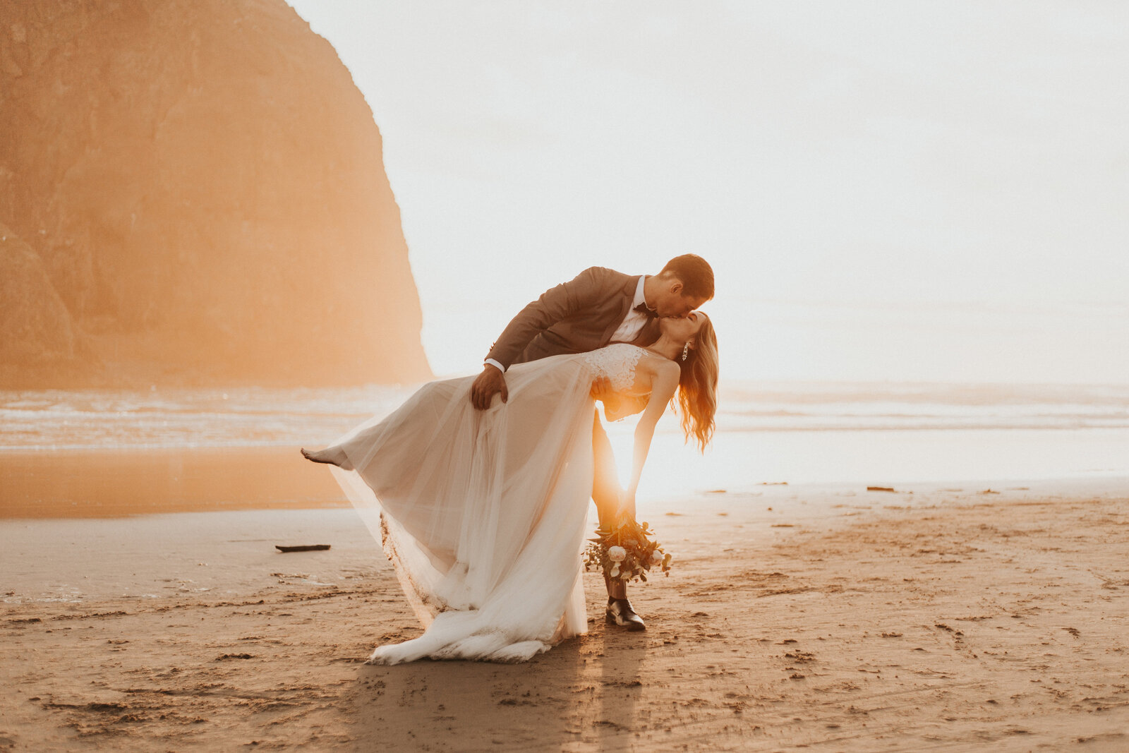 Cannon Beach Elopement-Oregon Coast Engagement-Oregon Elopement Photographer-Cannon Beach Engagement-Cannon Beach-Cannon Beach Wedding-Erika Laub Photography-102