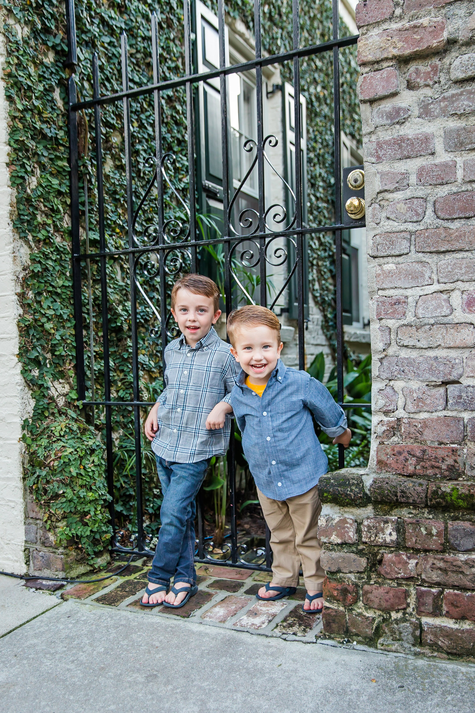 Janice Jones Photography Downtown Charleston Family Session 1