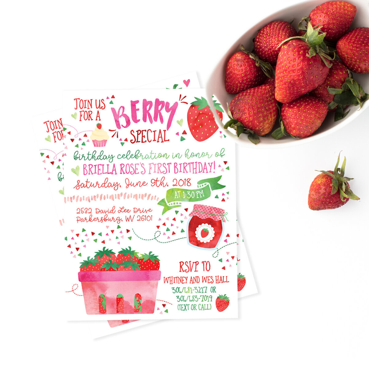 strawberryinvite