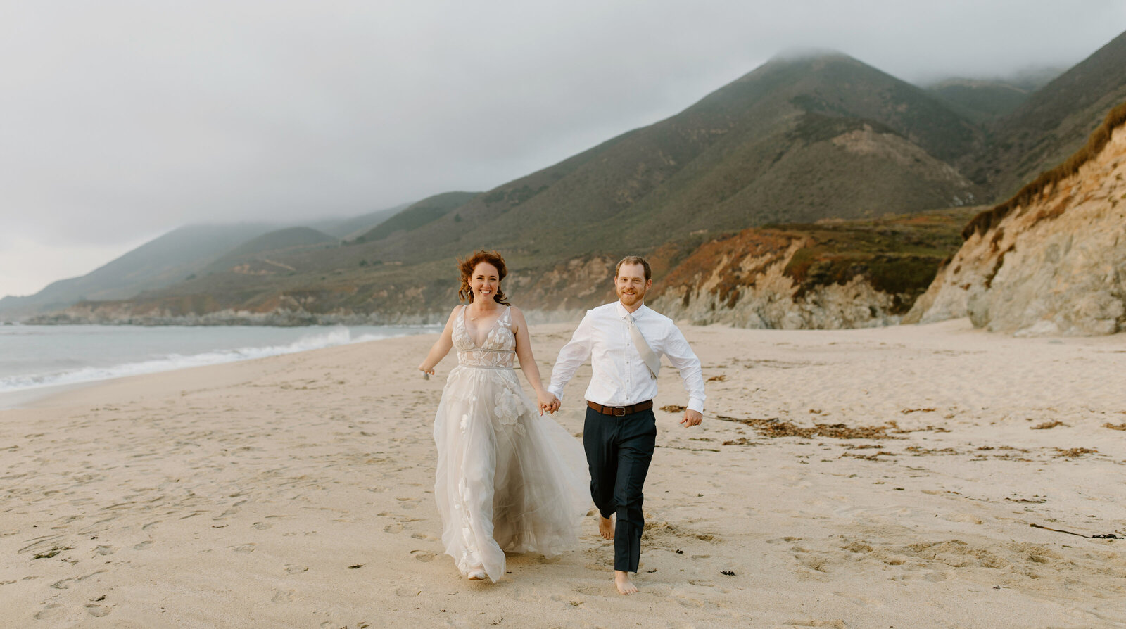 Laura & Harrison - Big Sur Elopement - Tess Laureen Photography @tesslaureen - 9679 crop