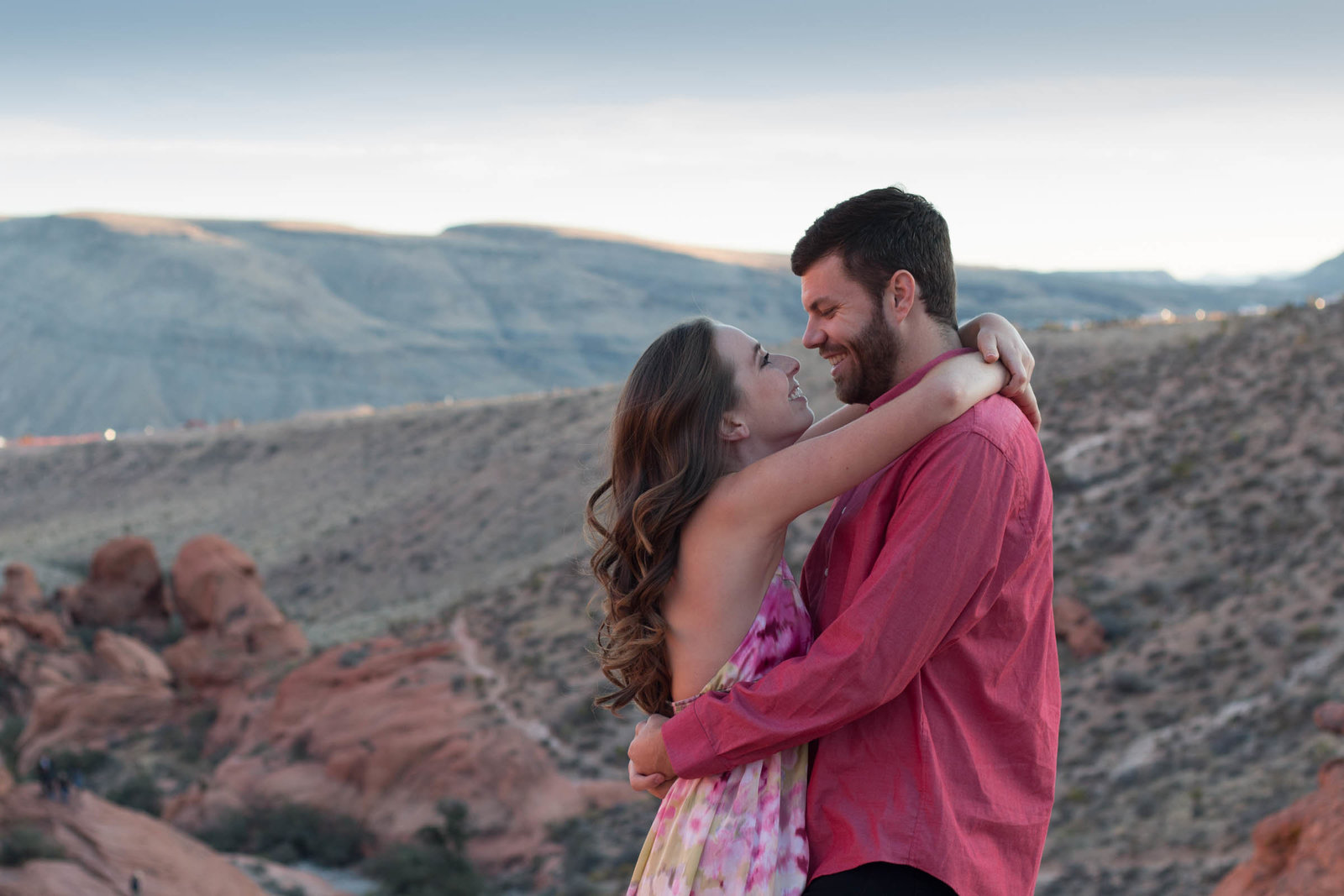 desert engagement in las vegas