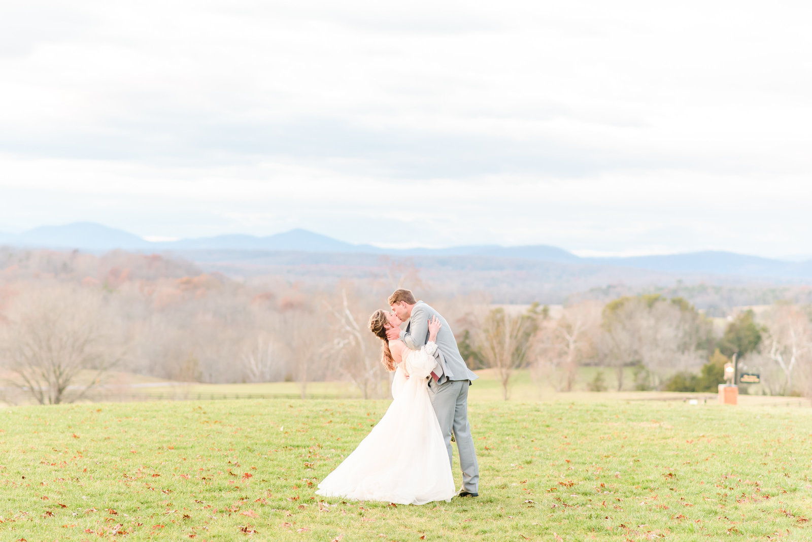 Wedding at Mount Ida Farm