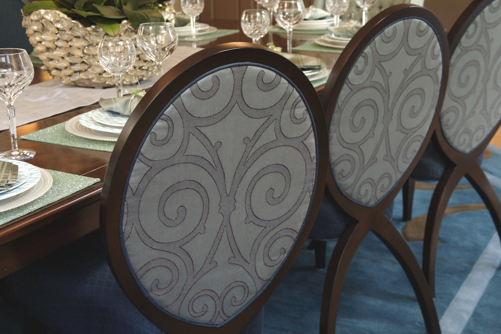 Encino Estate Dining Chairs