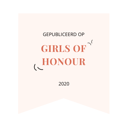 Published button girls of honour