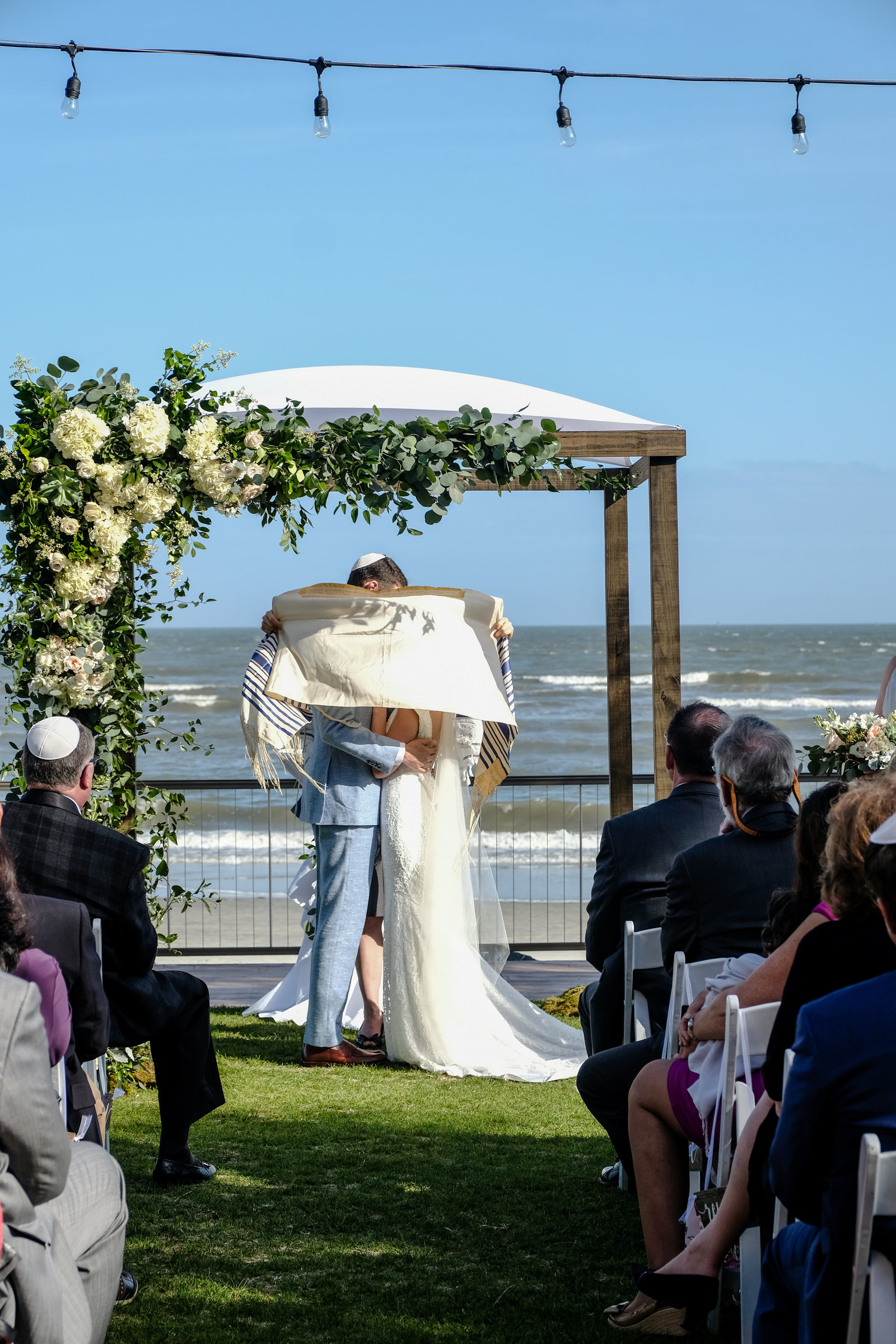 Chuppa St. Simons Island Wedding, Bobbi Brinkman Photography