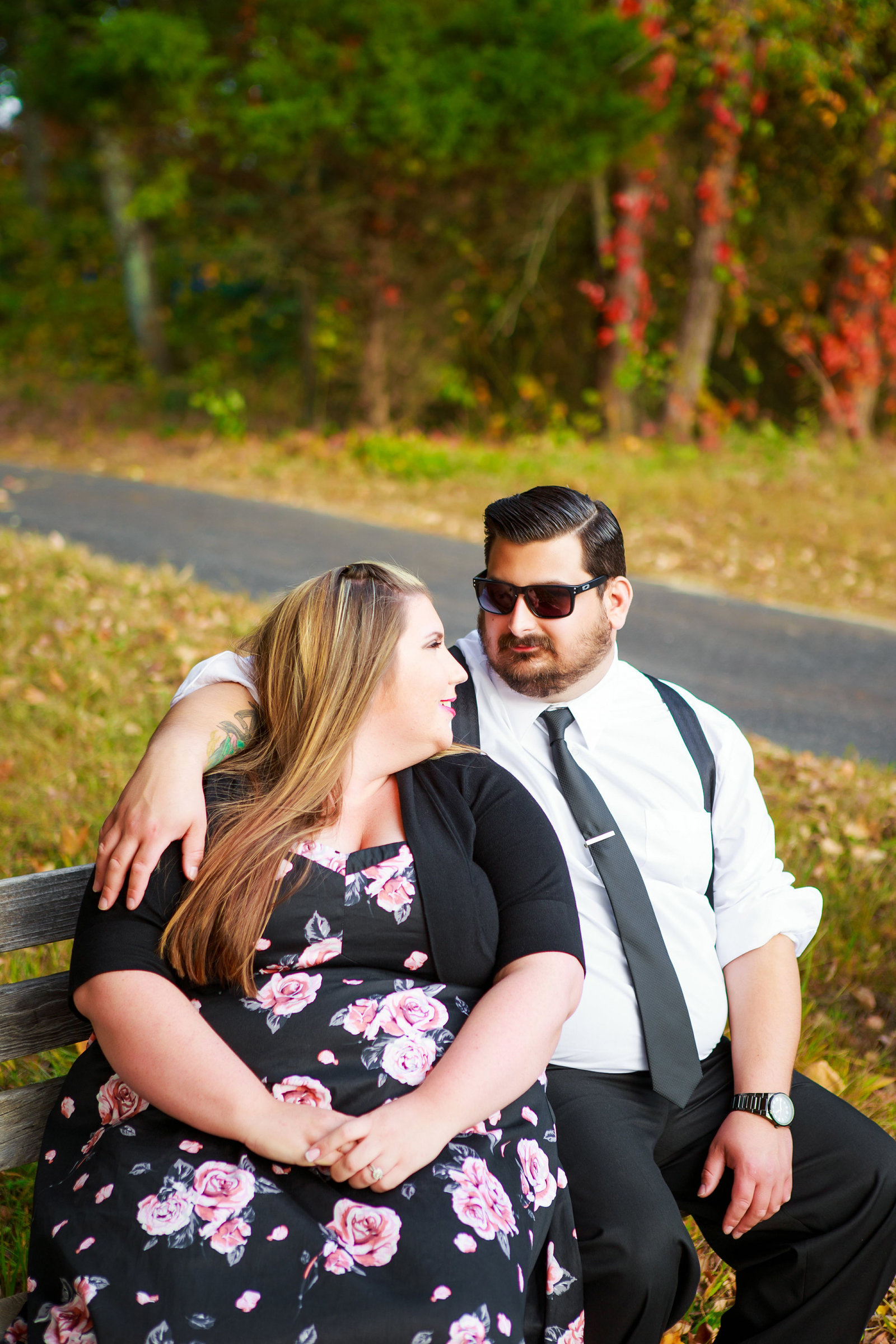 Retro_Pinup_Car_engagement_session_Nj069