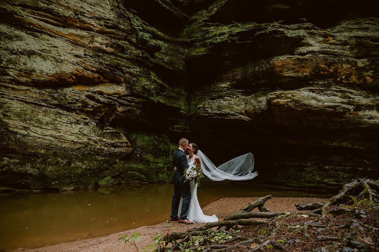 Kaila Sarene Photography-Sarah and David-Hocking Hills_ Ohio-182