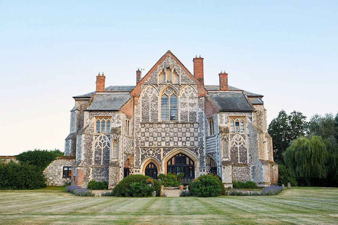 Butley Priory-