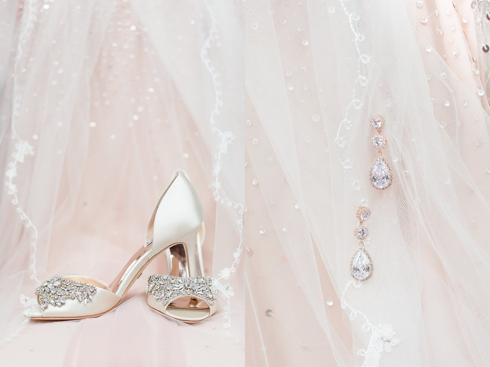 Fair Barn Wedding-Badgely Mischka Wedding Shoes